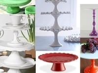 14. Cake Stands, Cake Domes & Devil Egg Plates