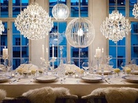 From theme parties to simple dinners to room and table decor...entertaining can be the art form of socializing...