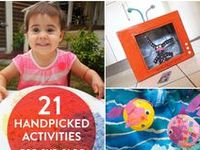 Kid Crafts and Activities & Advice