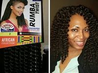 Braids & Gorgeous Hair on Pinterest Crochet Braids, Cornrows and ...