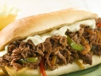 36 Best Images About Our Shaved Meat Recipes On Pinterest Pork Slow Cooker Steak And Cheese