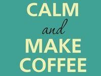 Coffee/Tea/Beverage stations