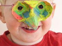 PAPER - CRAFTS WITH CHILDREN