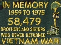 The Vietnam War was a Cold War-era military conflict that occurred in Vietnam, Laos, and Cambodia from 1959 to the fall of Saigon on April 30, 1975.  This conflict divided this country like few other overseas actions ever did.  However, the men and women who served and sacrificed deserve nothing less than the full honor they are due.