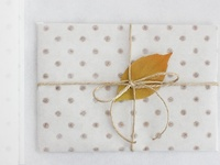 gifting, wrapping and more