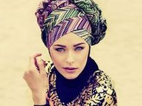 Colour Fashion Hijab