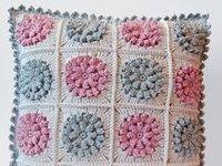 Crochet Cojines - Pillows