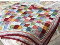 Crochet mantas - Blankets