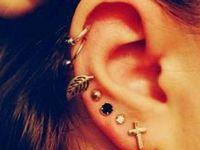 piercings :)