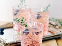 Event Catering Inspiration / Menu and drinks inspiration for cocktail parties, wedding and events ❤️