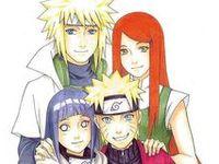 Uzumaki Family (Minato & Kushina)
