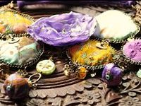 Jewellery Love / Jewelled Inspirations! Ideas and pieces that I adore <3  Shop online @ http://www.AmeliaSayers.etsy.com