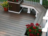 Patio, Deck, Landscape, and Play