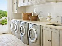Laundry Room Hanging Ideas Folding Tables