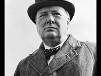 Winston Churchill / It's the courage to continue that counts!