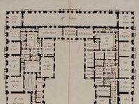 78 best images about imperial and royal residences floorplans on pinterest stockholm sweden - Plan slaapkamer kleedkamer ...