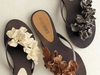 Flip Flops and Shoes DIY
