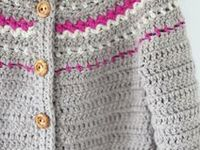 Crochet Patterns Merino Wool : ... Crochet Sweater on Pinterest Vintage crochet patterns, Merino wool