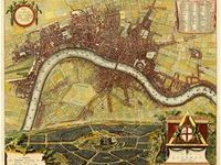 Old city maps