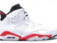 Jordan Retro 6 White Infrared 23 for sale cheap price.Buy Jordan Retro 6 with top quality. http://www.theredkicks.com/
