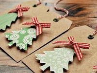 Cards: Tags - Christmas