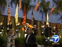 rose hills memorial day ceremony