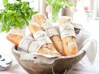 En Cuisine ... Les pains