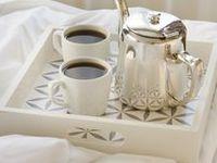En Cuisine ... Tea or coffee ?
