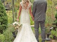 Here you can find the most romantic, beautiful and country wedding dresses to inspire your own wedding gown... If I can find deals or discounts on beautiful bride dresses I will post it here too!
