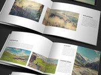 Editorial Design / layouts, typo, graphic design, photography, etc.