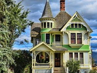 Old Vic On Pinterest Painted Ladies Victorian Houses And Queen Anne