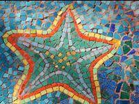 Inspiração para mosaicos ,dicas etc
