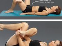 39 best images about sciatica stretches on pinterest