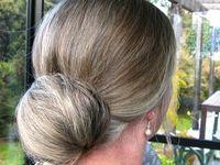Beautiful Grey Hair - Women