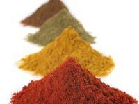Nuestras especias/ Our Spices / La clave para realzar el sabor. Variedad y potencia culinaria./ The key to bringing out flavour. They have culinary variety and power.