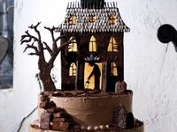 ... Dessert on Pinterest | Graveyard cake, Halloween cakes and Halloween
