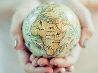 Cafeterias y casas de te alrededor del mundo