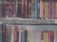Anything bookish