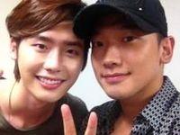 Kim Ji Won And Lee Jong Suk ... images about K-Actor on Pinterest   Lee Jong Suk, Kim Bum and Joo Won