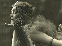 1850s - 1930s dancers