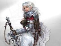 female fantasy illustration