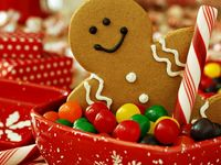 The Gingerbread Board