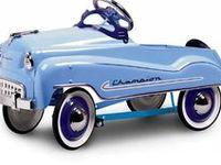 Vintage - Pedal Cars