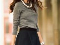 """""""Good clothes open all doors."""" Work/office outfits ideas"""