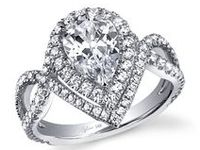 Wedding worthy jewels and gorgeous diamond rings.