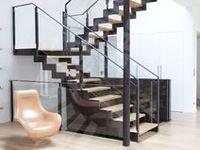 Escalier Décoration Loft, Atelier ou Ancienne Usine