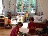 Children's Classroom Spaces