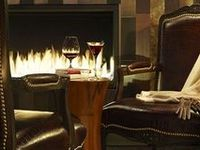 Chic, cozy, glam spaces  Interior/Exterior Design Par Excellence
