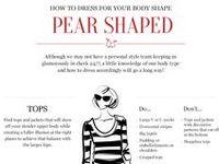 Fashion for my pear shape