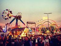 Old World Oktoberfest in Huntington Beach is the best singles scene.